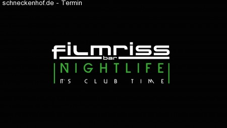 Filmriss Nightlife Werbeplakat
